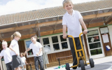 Evaluation article: Managing behaviour outside the classroom