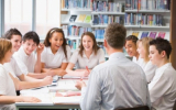 Pupil voice improves  teaching and learning